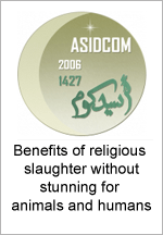 Benefits of religious slaughter