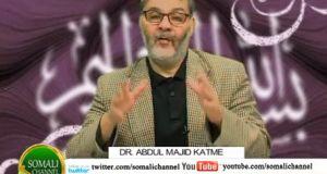 DR ABDUL MAJID KATME HALAL FOOD