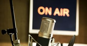 Ansa on the radio