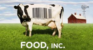 Food Inc. Chicken Farm