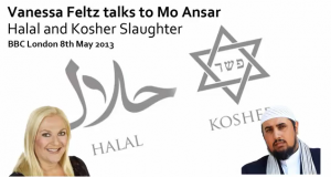 Halal and Kosher Slaughter - Vanessa Feltz talks to Mo Ansar
